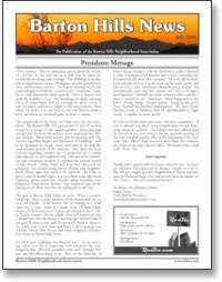 Jul 2008 BHNA Newsletter