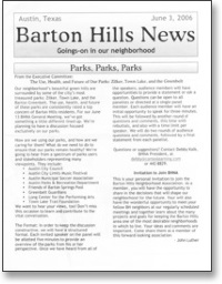 Jun 2006 BHNA Newsletter