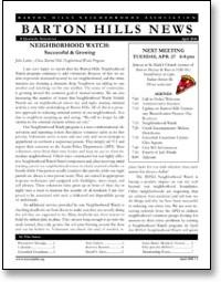 BHNA News April 2010