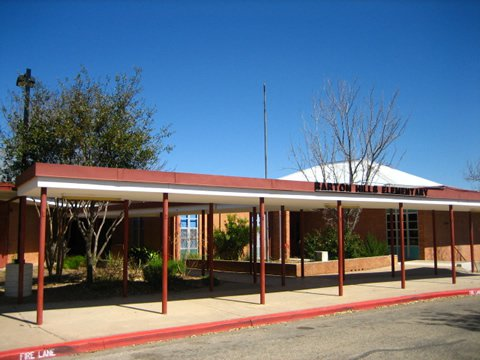 Barton Hills elementary picture